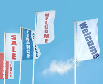 Dealership Flags
